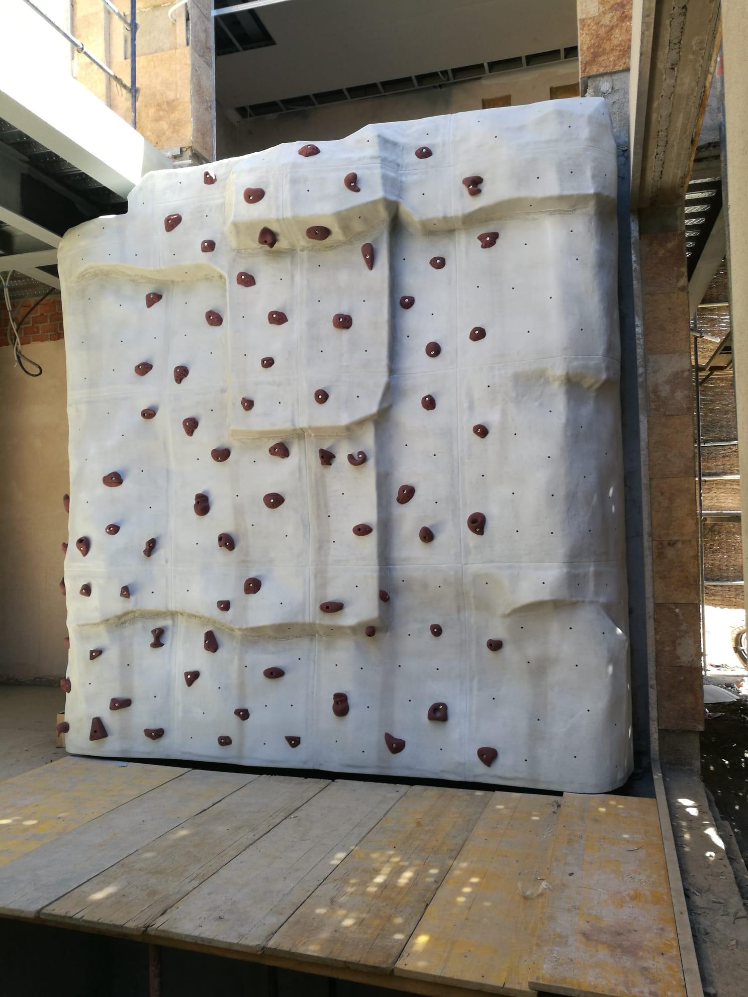 Bloque Relief para la ciudad de Ceuta