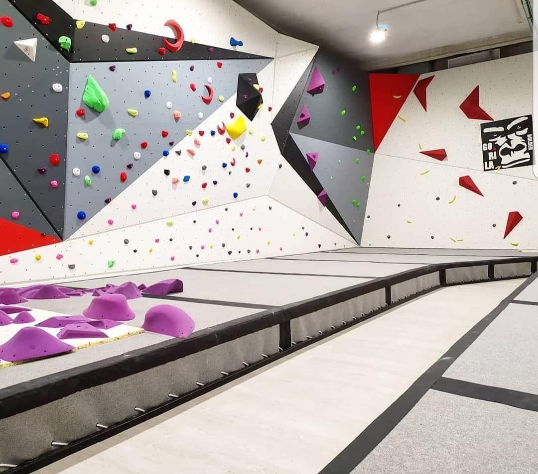 Sala de escalada Gorila Búlder en Parla