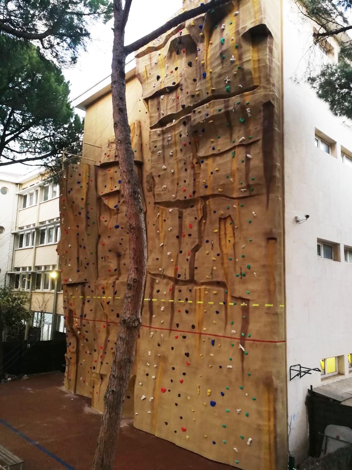 Un super roco para el Lyceé francés de Barcelona
